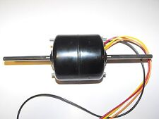 Blower Motor Dual Shaft 3 Speed 4 wire 12 volt,5/16 Shaft (May sale price)