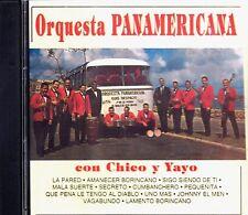 ORQUESTA PANAMERICANA - CON CHICO RIVERA Y YAYO EL INDIO - CD