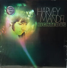 Harvey Mandel Righteous Vinyl LP 180gm Limited Edition Prismatic Cover