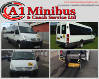 Iveco Iris Bus 16 Seater Wheelchair Accessible Minibus