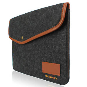 """Ultra-Smart Waterproof Sleeve Pouch Carrying Bag New & Old iPad Pro 12.9""""-Black"""