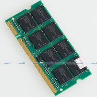 1GB 1024MB PC2100 266mhz SODIMM DDR 266 Mhz 200pin DDR1 Laptop Memory Free Ship