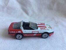 1984 Matchbox Chevrolet Corvette Gt 350 Chef Boyardee Promo Car Vehicle Toy