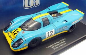 Universal Hobbies 1/18 Scale Diecast 3916 Porsche 917K 9H Geispa Interserie 1970