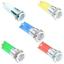 APEM Q14 LED Panel Indicator Light - 12V, 24V, 110V, 220V