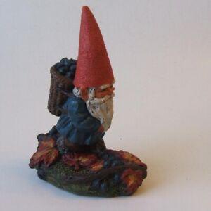 1993 Klaus Wickl Enesco Gabriel Gnome Figurine 328065