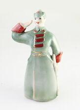 BUDENOVETZ Russian Ukrainian Porcelain Figurine USSR
