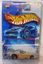 ZAMAC 2004 First Editions HOT WHEELS MUSTANG FUNNY CAR #022 (WHITE IN HW LOGO)