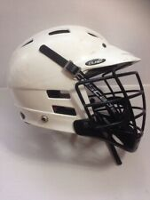 Cascade Lacrosse Helmet Model Clh2 With Chin Strap Small Adjustable