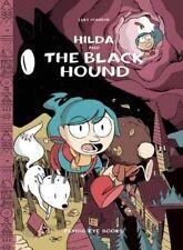 Hilda and the Black Hound Library Edition by Luke Pearson (Hardback, 2014)