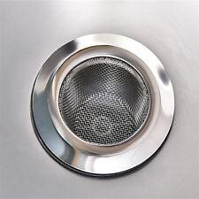 Filtro Lavello Cucina Bagno Doccia Scarico Lavandino 9cm dfh