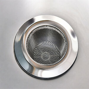 Filtro Lavello Cucina Bagno Doccia Scarico Lavandino 11cm dfh