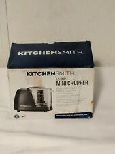 KitchenSmith Mini Chopper - Tested - Damaged Box - 1.5 Cup