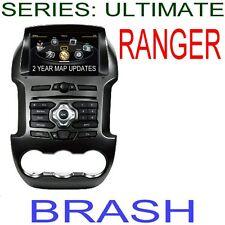 FORD PX RANGER IN DASH GPS DVD NAVI BLUETOOTH STEREO HEADUNIT AM/FM FACTORY FIT