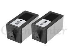 2 cartuchos de impresora Black chip para 920 XL OfficeJet 6000 6000se 6500