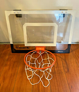 SKLZ Pro Mini Basketball Hoop XL - 23 x 16 inches w/ NO BALL EUC
