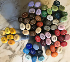 ⭐️NEW⭐️ Copic Sketch 🌈 Markers💥Lot of 60💥NO DUPLICATES ✔️ Made in Japan 🇯🇵