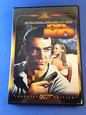 007 Dr. No (DVD/2000) James Bond Sean Connery/Ursula Andress/Lord/Wiseman/Lee