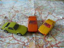 Lot 3 FIAT X 1/9 Ancienne CORGI Junior