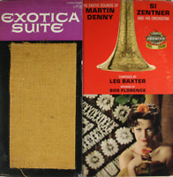 Si Zentner & Orchestra: Exotica Suite, The Exotic Sounds of Martin Denny - LP Vi