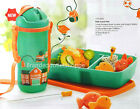 Tupperware Lolly Tup Kids Bento Divided Lunch Box 680ml Tumbler 500ml Free Ship