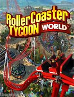 ROLLERCOASTER TYCOON WORLD [PC] STEAM key