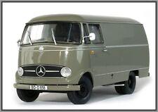 Dingler MB 319 Kastenwagen grau im Maßstab 1:32 (200203)