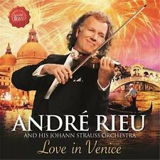 ANDRE RIEU LOVE IN VENICE CD NEW