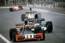 John Watson Brabham BT42 Spanish Grand Prix 1974 Photograph 1