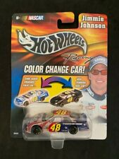2003 Hot Wheels Racing J. Johnson Color Change 1:64 #48 - Lowe's Power of Pride