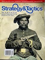 INDIAN TERRITORY IN THE AMERICAN CIVIL WAR Mar 2015 STRATEGY & TACTICS Magazine
