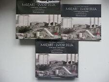 Harnoncourt conduct Mozart Lucio Silla Concntus musicus Wien Teldec 44928 CD