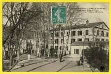 cpa AMELIE les BAINS (Pyrénées Orientales) HÔPITAL MILITAIRE Military Hospital