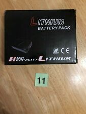 Lithium Battery Pack to use with Vera Edge & Plus for portable Include / Exclude