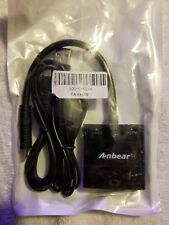 Anbear Mini HDMI to VGA(Male to Female) Video Converter Adapter  NEW