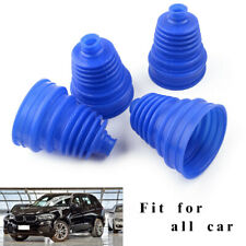 4x CV Constant-velocity Joint Boot Drive Shaft High Quality Silicone Universal