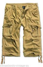 Shorts e bermuda da uomo beigi Taglia 48