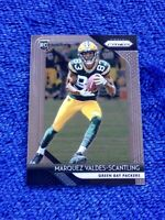 Marques Valdes-Scantling 2018 Panini Prizm Football RC #240 Green Bay Packers