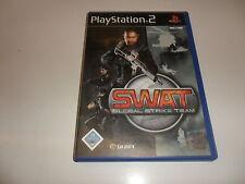 PlayStation 2   SWAT - Global Strike Team