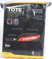 """1 Easton All Purpose Sport Bag Tote Speed Brigade Bats Helmet 36""""L X 7""""W X 9""""H"""