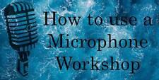 Learn PRO Microphone Skills