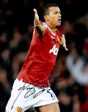 LUIS NANI SIGNED 8X10 PHOTO MANCHESTER UNITED PORTUGAL WORLD CUP 2014 PROOF COA
