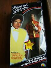 Michael Jackson American Music Awards Outfit Doll NIB