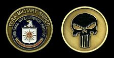 CIA Para-Military Sniper - Challenge Coin - Central Intelligence Agency