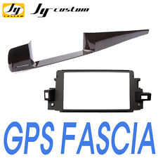 "GPS Wood Fascia Audio 7"" Integrated For 10 11 Renault Latitude : New SM5"