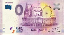 Billet 0 Euro - GB London - 2020-1
