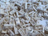LEGO 3794 15573 3023 - 50 Pieces Per Order / 1x2 White Used Plates & Knob