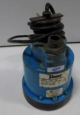 SIMER SUBMERSIBLE UTILITY PUMP 2300-03 *PZB*