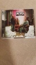 KYO 2CD 300 LESIONS (2004) INCLUS LE DVD SAD DAY + 12 TITRES AUDIO