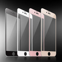Full Coverage Tempered Glass screen Protector For Apple iPhone 6 6S 7 7 8 Plus X